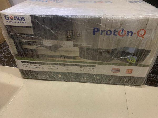 Proton Inverter
