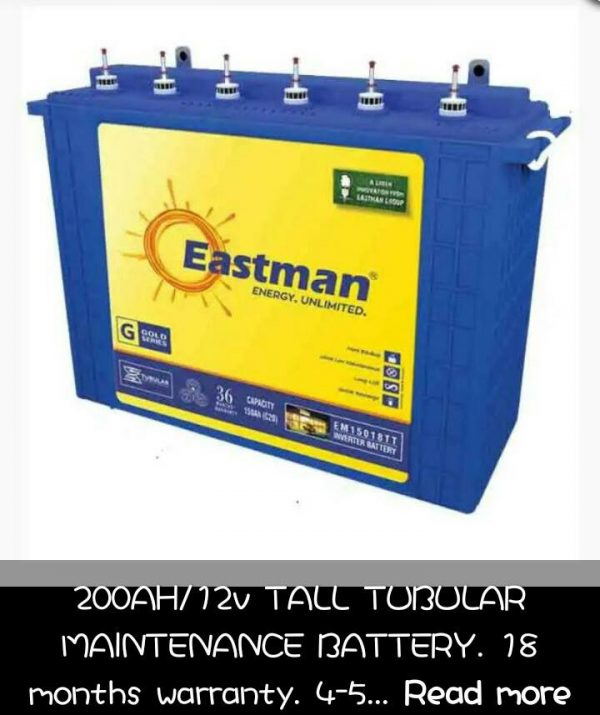 Eastman Tubular
