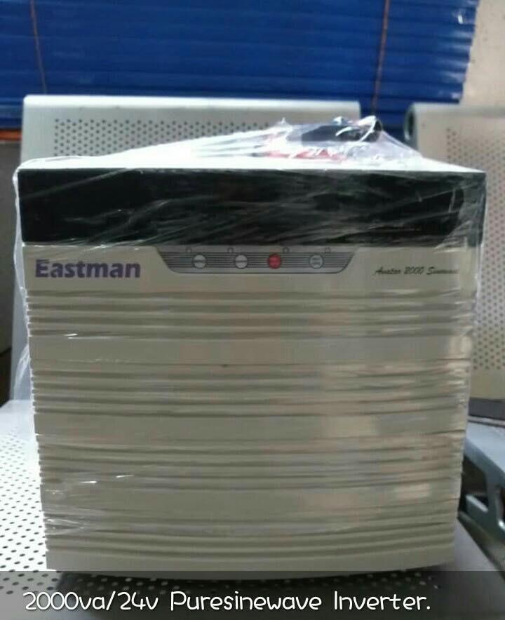 Eastman 2kva Solar Haven