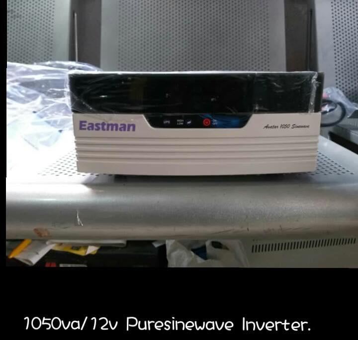 Eastman 1KVA 12v