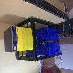 Solar inverter and battery