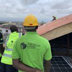 The Solar Haven Solar Array
