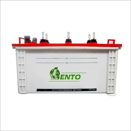 LENTO 200AH 12V Tubular  Battery