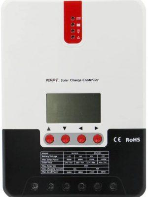 SRNE 60A 12/24/36/48 Solar MPPT Charge Controller