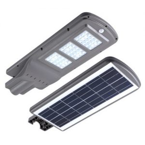 60watt Solar Street Light ith Inbuilt Battery and Remote Control